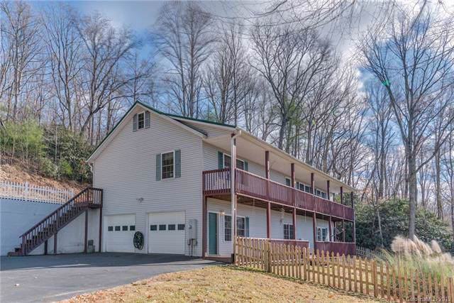 64 Old Overlook Trail, Hendersonville, NC 28739 (#3572892) :: Stephen Cooley Real Estate Group
