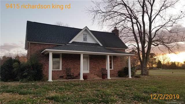 9415 Richardson King Road, Waxhaw, NC 28173 (#3572917) :: Stephen Cooley Real Estate Group