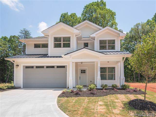 4353 Spring Street, Matthews, NC 28105 (#3572960) :: Rowena Patton's All-Star Powerhouse