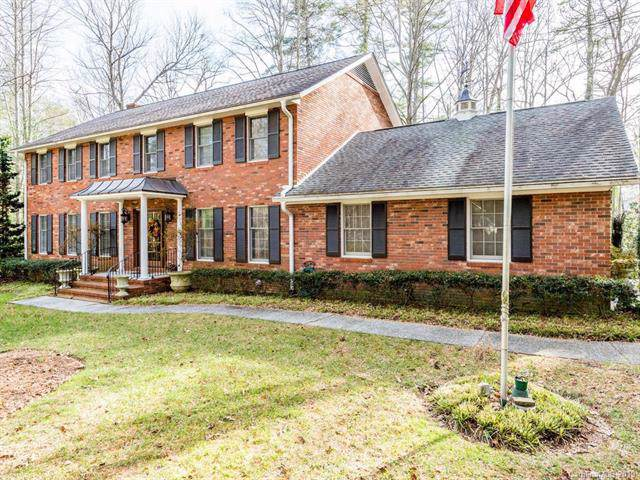 102 Thorngate Drive, Hendersonville, NC 28739 (#3572971) :: LePage Johnson Realty Group, LLC