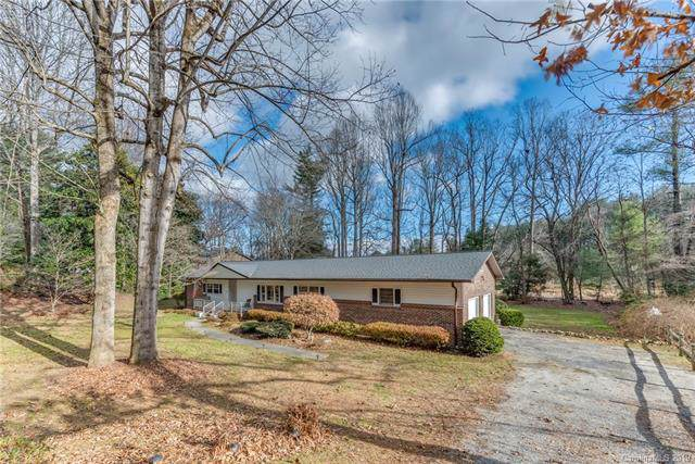 313 Mockingbird Drive, Hendersonville, NC 28792 (#3573010) :: The Ramsey Group