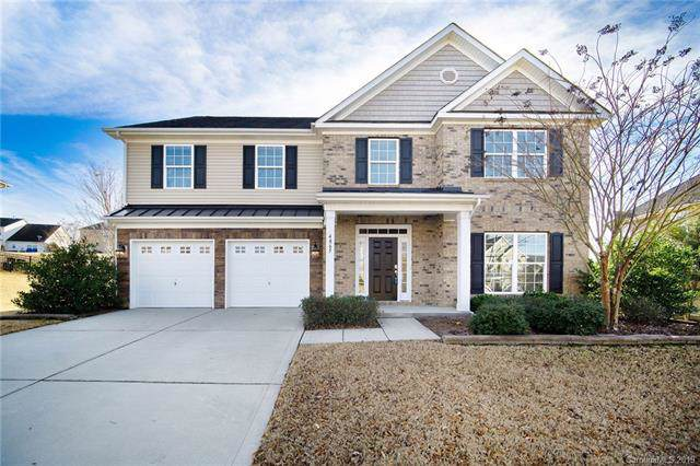 4865 Benhill Drive, Harrisburg, NC 28075 (#3573039) :: The Ramsey Group