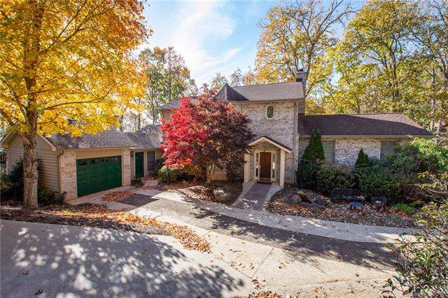 608 Upper Sondley Drive, Asheville, NC 28805 (#3573050) :: Rowena Patton's All-Star Powerhouse