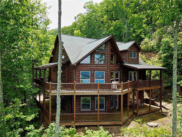 53 Kamama Trail, Maggie Valley, NC 28751 (#3573098) :: LePage Johnson Realty Group, LLC