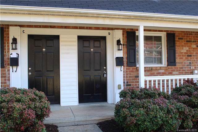 1344 Green Oaks Lane D, Charlotte, NC 28205 (#3573114) :: Keller Williams Biltmore Village