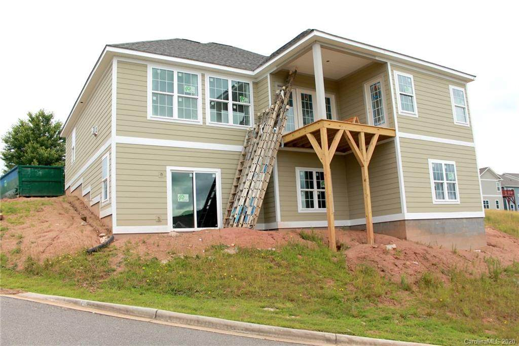 18 Southern Way Lane #22, Leicester, NC 28748 (#3573116) :: LePage Johnson Realty Group, LLC