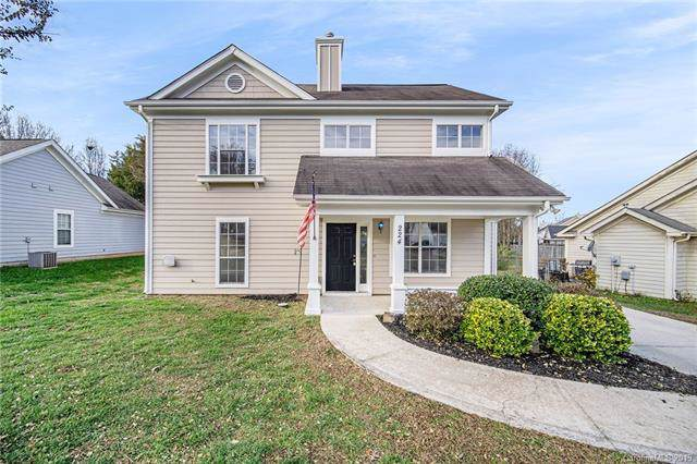 224 Indian Paint Brush Drive, Mooresville, NC 28115 (MLS #3573210) :: RE/MAX Journey