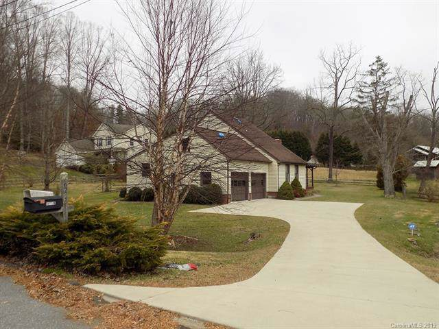 62 Blink Bonny Drive, Waynesville, NC 28786 (#3573247) :: Rowena Patton's All-Star Powerhouse
