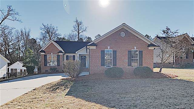 1217 Danielle Downs Court, Concord, NC 28025 (#3573277) :: High Performance Real Estate Advisors