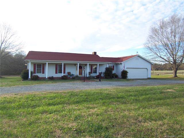 1033 Belwood Lawndale Road, Lawndale, NC 28090 (#3573313) :: Rinehart Realty