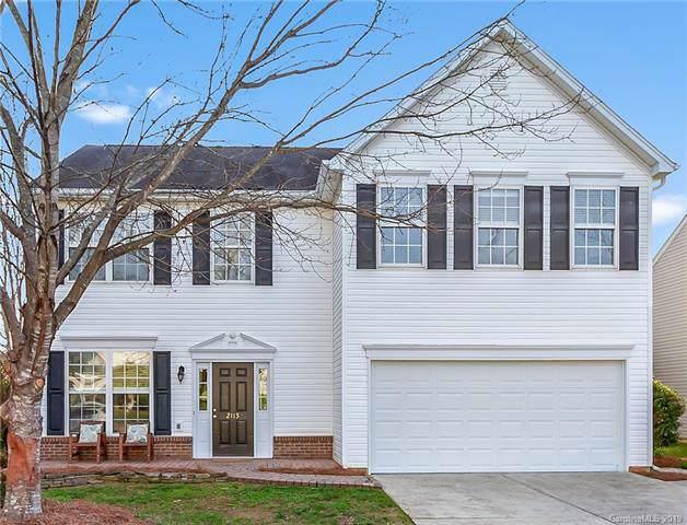 2115 Kenwood Terrace Drive, Matthews, NC 28105 (#3573339) :: Scarlett Property Group