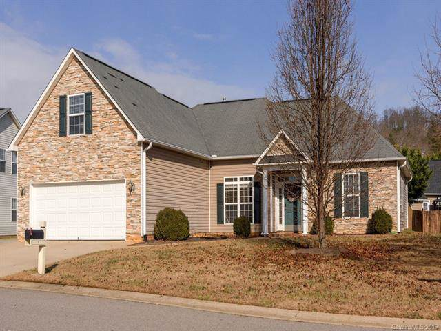 1 Hadley Park Way, Arden, NC 28704 (#3573360) :: Rowena Patton's All-Star Powerhouse