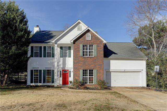 109 Pebble Creek Crossing, Fort Mill, SC 29715 (#3573364) :: Stephen Cooley Real Estate Group
