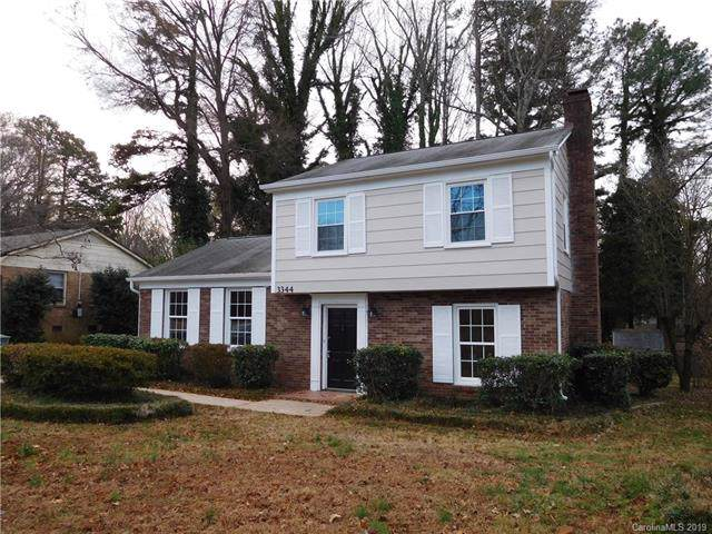 3344 Denson Place, Charlotte, NC 28215 (#3573421) :: Keller Williams South Park
