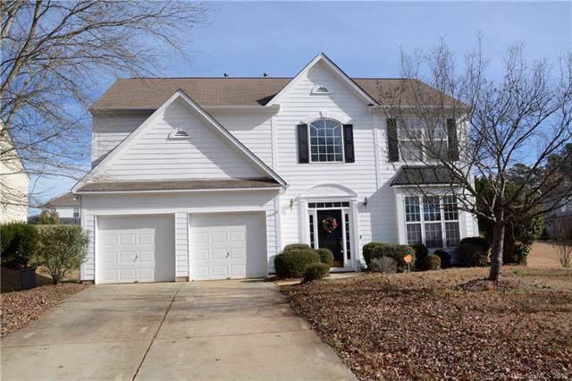 11002 Chastain Parc Drive, Charlotte, NC 28216 (#3573429) :: Odell Realty