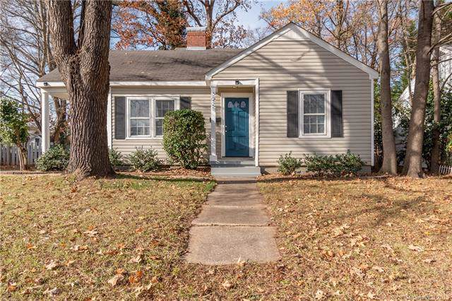 3021 Hudson Street, Charlotte, NC 28205 (#3573488) :: Stephen Cooley Real Estate Group