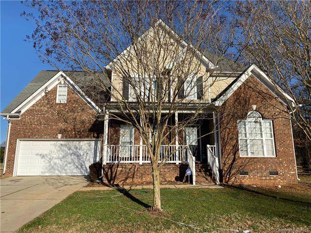 1609 Erindale Court, Monroe, NC 28110 (#3573535) :: Stephen Cooley Real Estate Group