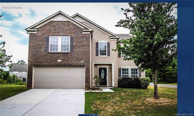 2533 Spring Breeze Way, Monroe, NC 28110 (#3573538) :: Stephen Cooley Real Estate Group
