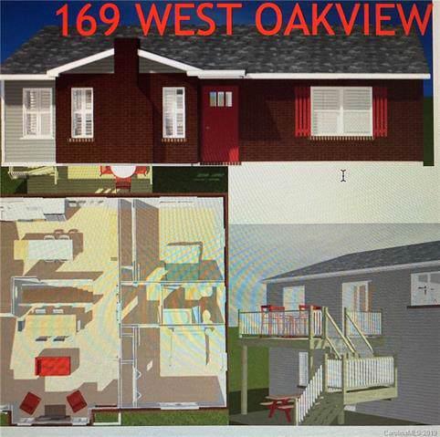 167 & 169 W Oakview Road, Asheville, NC 28806 (#3573552) :: Austin Barnett Realty, LLC