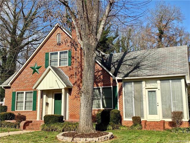 222 N Anderson Street, Morganton, NC 28655 (#3573555) :: LePage Johnson Realty Group, LLC