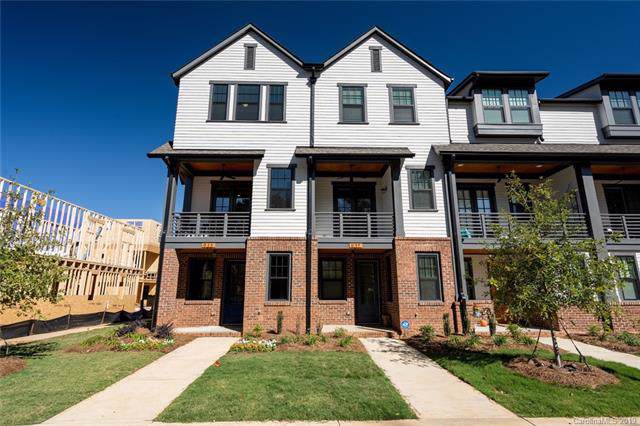 917 E 36th Street #4, Charlotte, NC 28205 (#3573572) :: Homes Charlotte