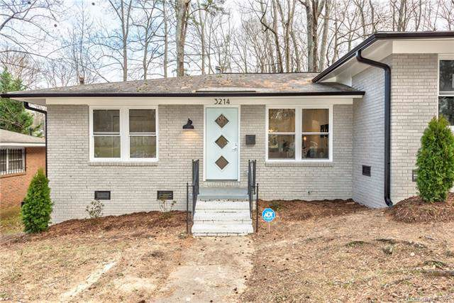 3214 Erskine Drive, Charlotte, NC 28205 (#3573586) :: Cloninger Properties