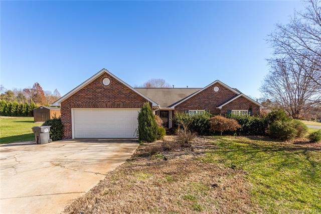 1125 Highland Creek Drive #51, Salisbury, NC 28147 (MLS #3573592) :: RE/MAX Impact Realty