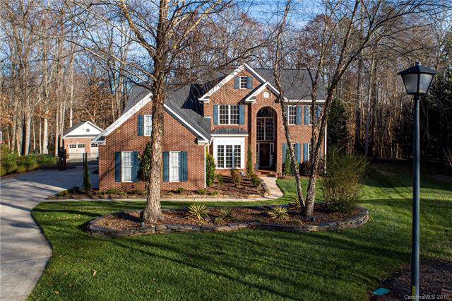 2031 Brook View Court, Matthews, NC 28104 (#3573605) :: High Performance Real Estate Advisors