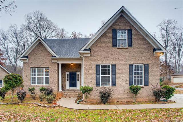 503 Shady Oaks Drive, Stanley, NC 28164 (#3573610) :: The Andy Bovender Team