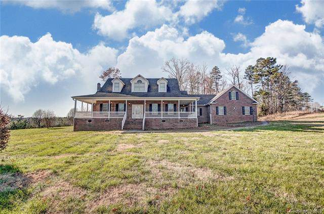 7008 Peyronel Street, Connelly Springs, NC 28612 (#3573627) :: Stephen Cooley Real Estate Group