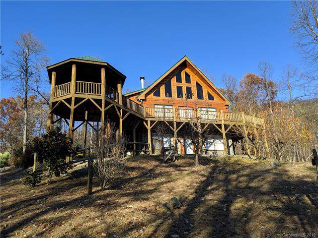22 Azalea Hill 575;570;572, Old Fort, NC 28762 (MLS #3573654) :: RE/MAX Journey