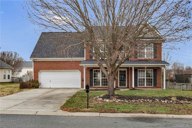 1008 Makin Drive, Indian Trail, NC 28079 (#3573692) :: LePage Johnson Realty Group, LLC