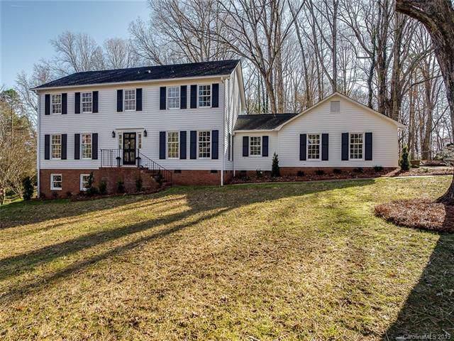 1317 Glenn Valley Drive, Matthews, NC 28105 (#3573697) :: High Performance Real Estate Advisors