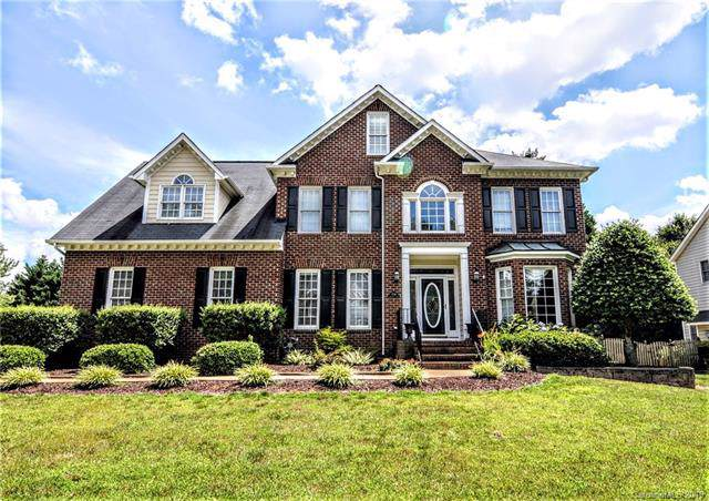 7068 Kidwelly Lane, Matthews, NC 28104 (#3573700) :: High Performance Real Estate Advisors