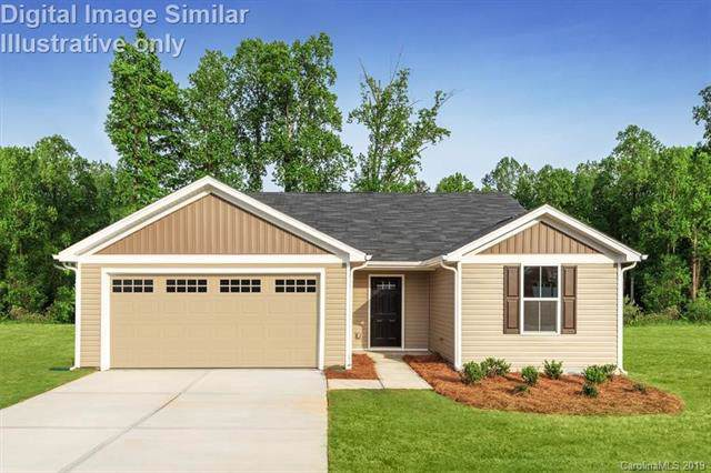 130 Thorn Spring Lane #130, Concord, NC 28025 (#3573718) :: Roby Realty