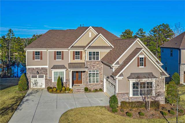 17422 Hawkwatch Lane, Charlotte, NC 28278 (#3573743) :: Homes with Keeley | RE/MAX Executive