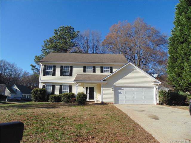 5201 Grenelefe Village Road, Charlotte, NC 28269 (#3573747) :: The Ramsey Group