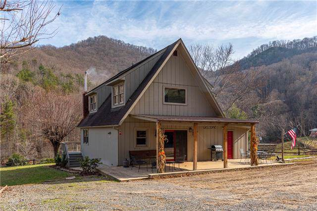 129 Milner Drive, Waynesville, NC 28786 (#3573752) :: LePage Johnson Realty Group, LLC