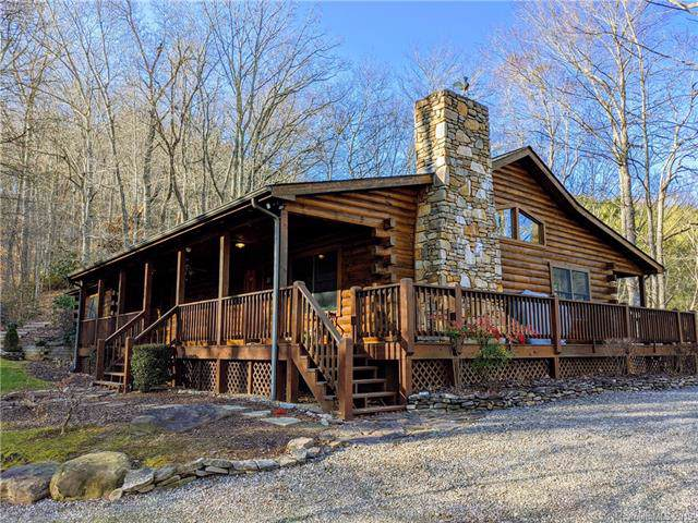 334 Whispering Pine Lane, Burnsville, NC 28714 (#3573760) :: Rinehart Realty