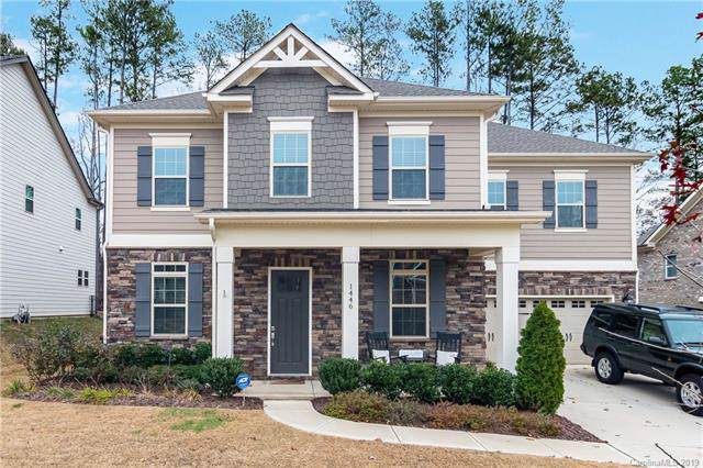 1446 Afton Way, Fort Mill, SC 29708 (#3573788) :: High Performance Real Estate Advisors