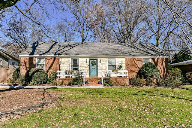 309 Cooper Drive, Charlotte, NC 28210 (#3573844) :: Stephen Cooley Real Estate Group