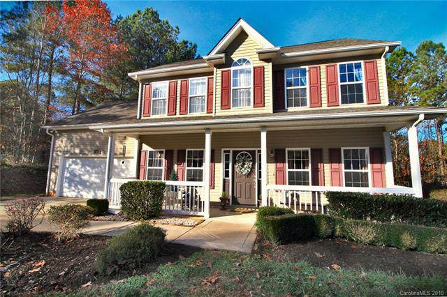 124 Gray Cliff Drive, Mooresville, NC 28117 (#3573848) :: Stephen Cooley Real Estate Group