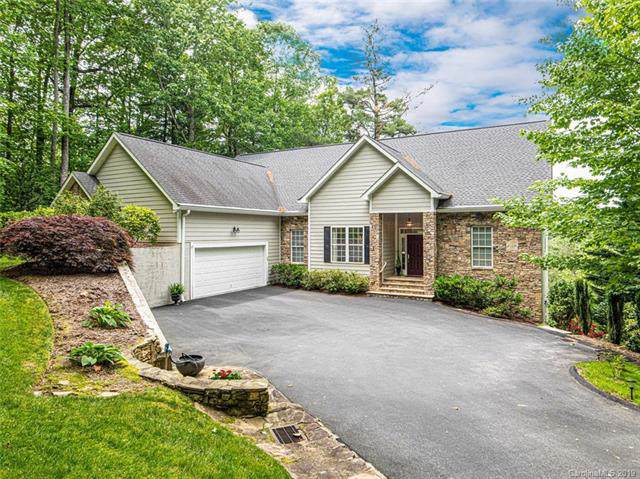 104 Tarnhill Drive, Flat Rock, NC 28731 (#3573852) :: Johnson Property Group - Keller Williams