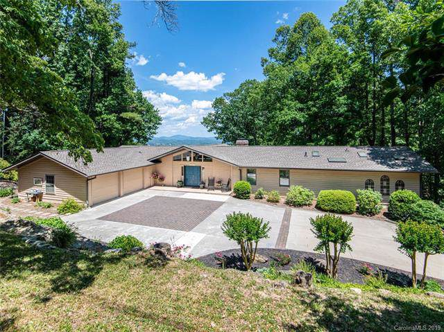 401 Upper Laurel Drive, Hendersonville, NC 28739 (#3573859) :: The Mitchell Team