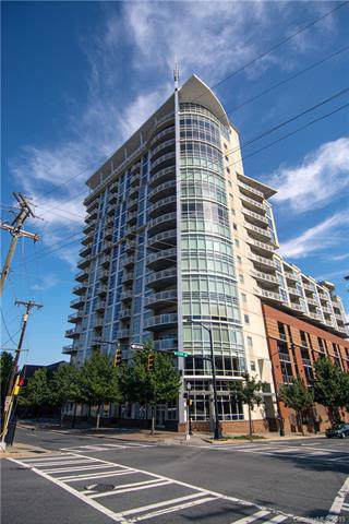 505 6th Street #915, Charlotte, NC 28202 (#3573903) :: MartinGroup Properties
