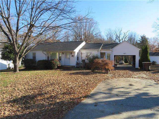 806 Wright Avenue, Kannapolis, NC 28083 (MLS #3573907) :: RE/MAX Impact Realty