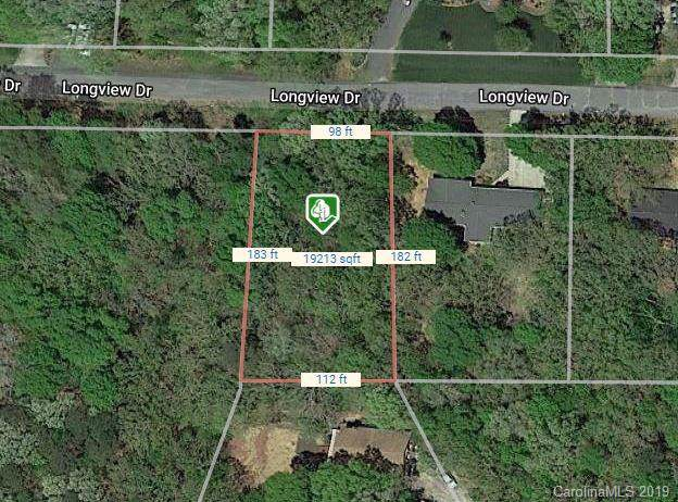 0 Longview Drive, New London, NC 28127 (#3573914) :: Homes Charlotte