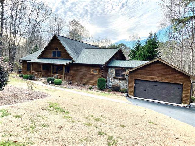 4978 W Harbor View Drive, Granite Falls, NC 28630 (#3573973) :: Zanthia Hastings Team