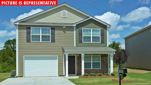 4224 Long Arrow Drive #303, Concord, NC 28025 (#3574070) :: Roby Realty