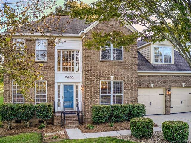 15906 Hollingbourne Road, Huntersville, NC 28078 (#3574113) :: Exit Realty Vistas